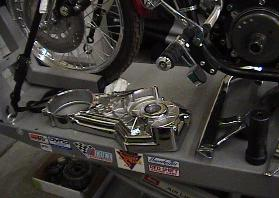 Dyna Wide Glide new inner primary installation