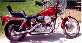 1998 Stock Dyna Wide Glide